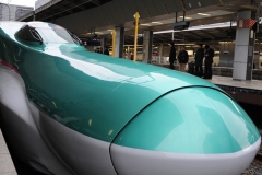 train shinkansen